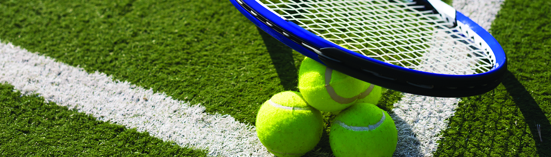 Tennis lessons at CPSC