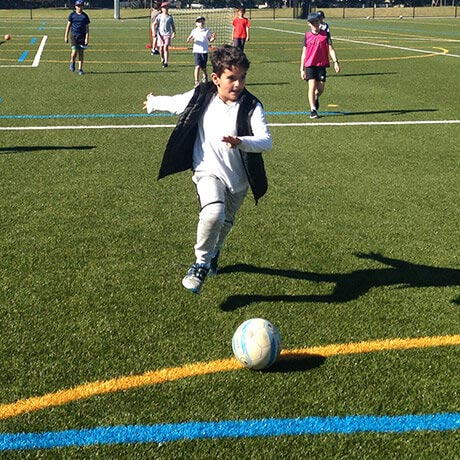 School holiday camps at Parklands Sports