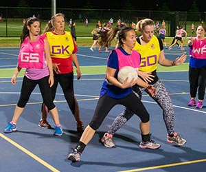 Social netball competition