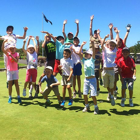 School Holiday Camps at Parklands