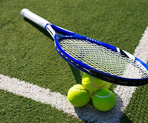 Tennis available at CPSC